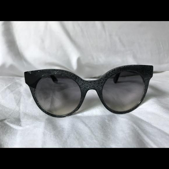 1d1ed805dbe Jimmy Choo Accessories - Jimmy Choo cat eye sunglasses